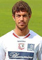 Italian League Serie B -2014-2015 / <br />  ( Carpi Fc 1909 ) -<br />  Alessio Sabbione