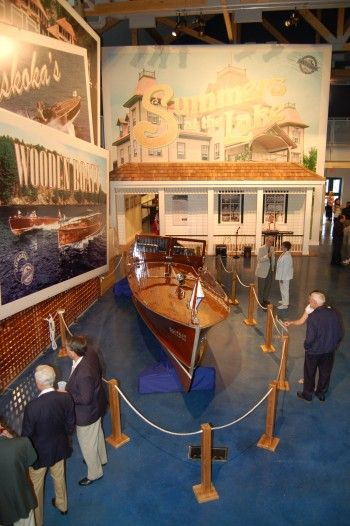 Muskoka Boat & Heritage Centre, Gravenhurst