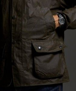 Barbour for J.Crew: The Waxed Cotton Bedale Jacket | Por Homme - Men's Lifestyle, Fashion, Footwear and Culture Magazine