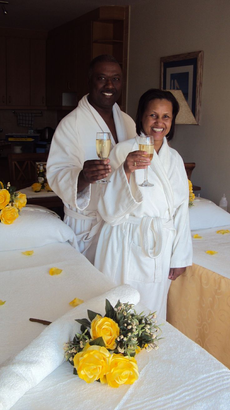Couple spends celebrates their 24th wedding anniversary at