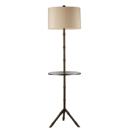 Designed With Minimalist Charm, This Single Light Table Lamp From Diamond  Lighting Features A Dunbrook Finished Base And A Tripod Style.