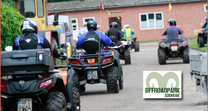 Offroadpark Südheide: Saison 2016 Bereits am 1. März 2016 schickte der Offroadpark Südheide ATV- und Quad-Piloten, Offroad-Freunde mit schwererem Gerät sowie Motocrosser in die Saison 2016 http://www.atv-quad-magazin.com/aktuell/offroadpark-suedheide-saison-2016/ #offroadpark #saisonopening #quadrennen