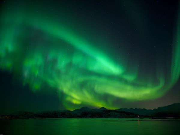 Northern Lights holiday, Norway adventure