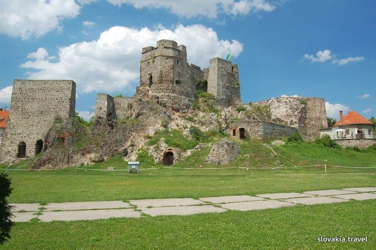 Slovakia, Levice - Castle