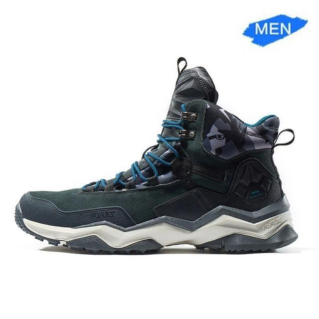 2017 Waterproof Lace-up Boots, Men / Women, Hiking / Climbing / Walking Shoes