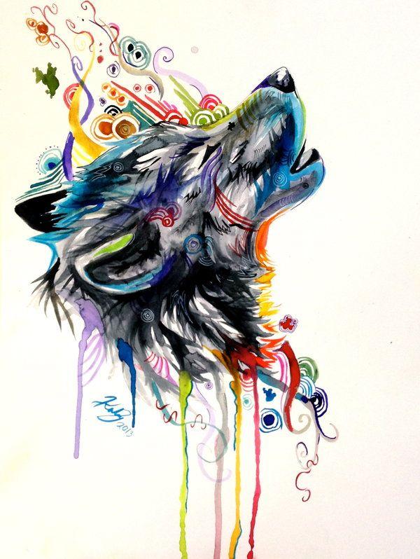Awwooo by Lucky978.deviantart.com on @deviantART