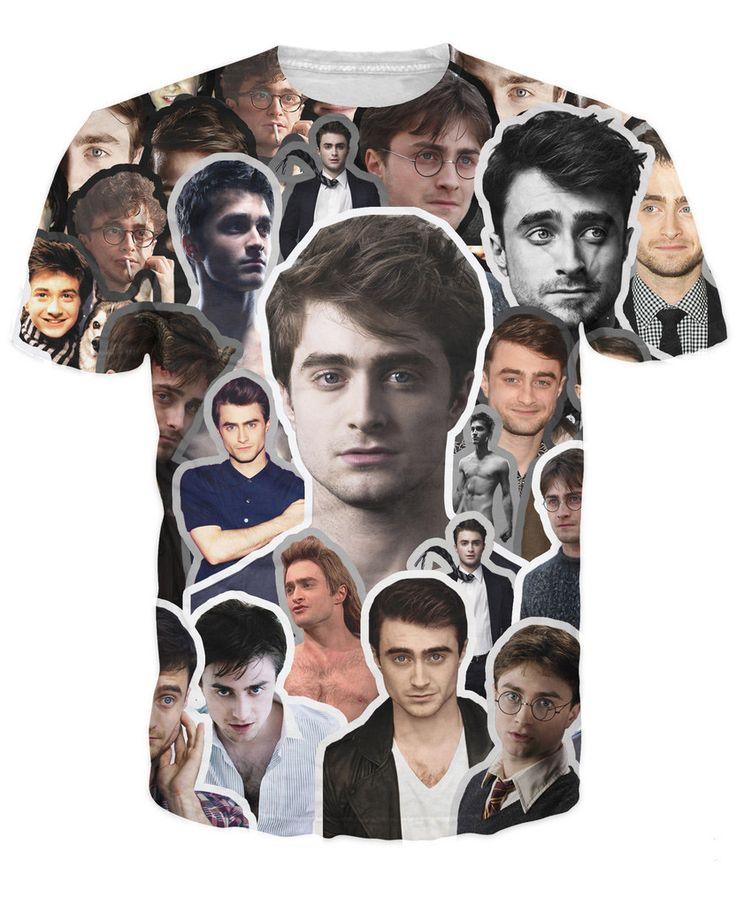 Daniel Radcliffe Paparazzi T-Shirt  //Price: $22.97 & FREE Shipping //     #hermionegranger #dumbledore #malfoy #jamespotter #voldemort