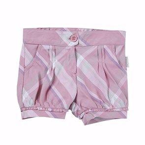 %100 Organik Şort Pink