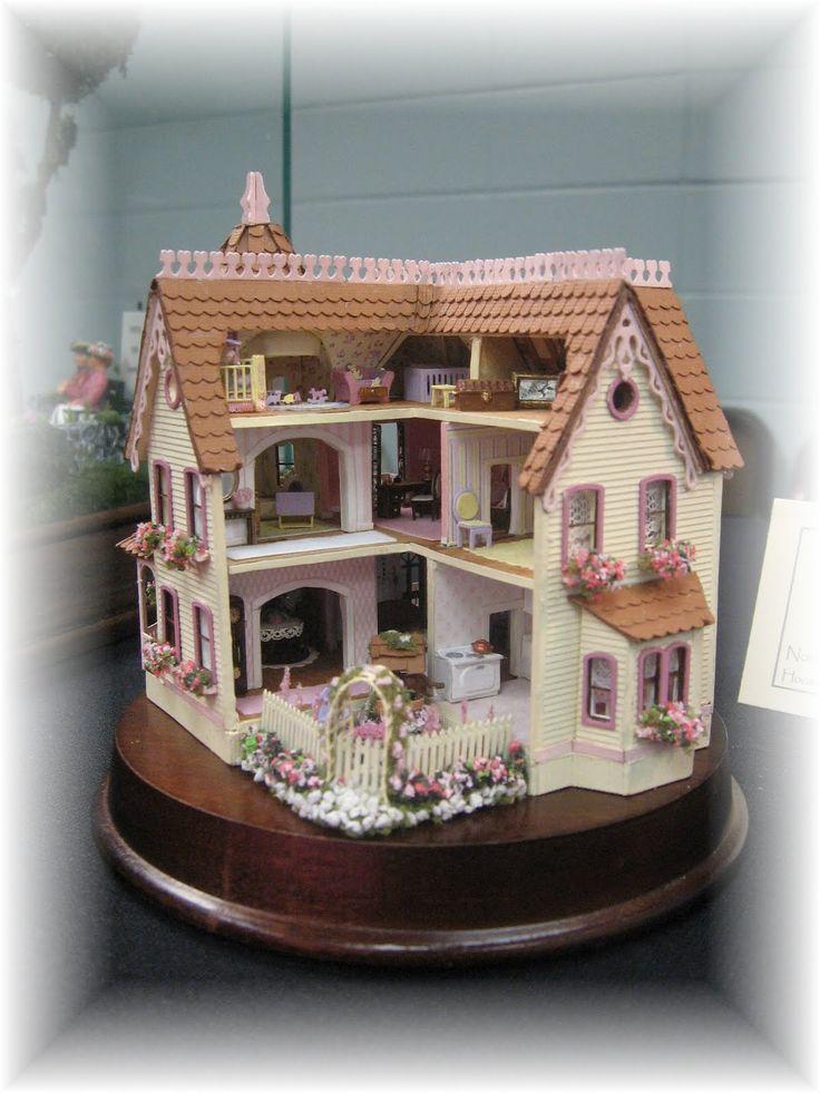 248 best images about diy barbie house on pinterest barbie house robins and vintage dollhouse. Black Bedroom Furniture Sets. Home Design Ideas
