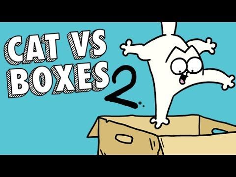 Simon's Cat - Guide to More Boxes - We Love Cats and Kittens