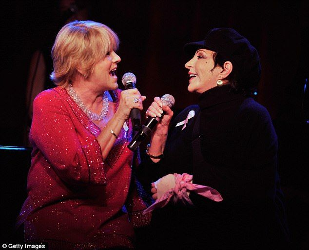 Judy Garland's daughter Lorna Luft discusses her mother | Daily Mail Online
