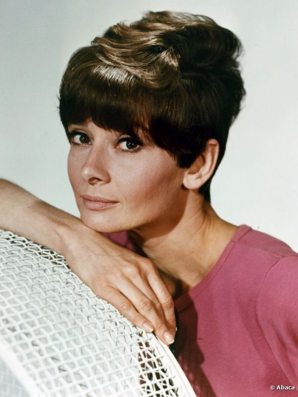 Audrey Hepburn en 1967.