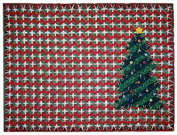 $20.000 COP Individual navideño en cabuya