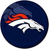 Denver Broncos Plates
