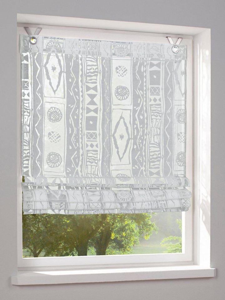 16 best Rund ums Fenster images on Pinterest | Bedding, Roman shades ...