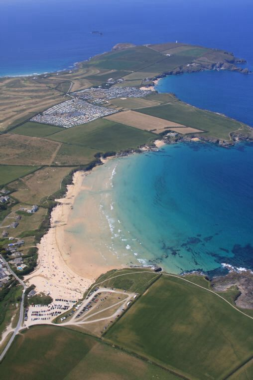 Harlyn Bay. Just wonderful