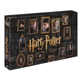 Coffret DVD Harry Potter