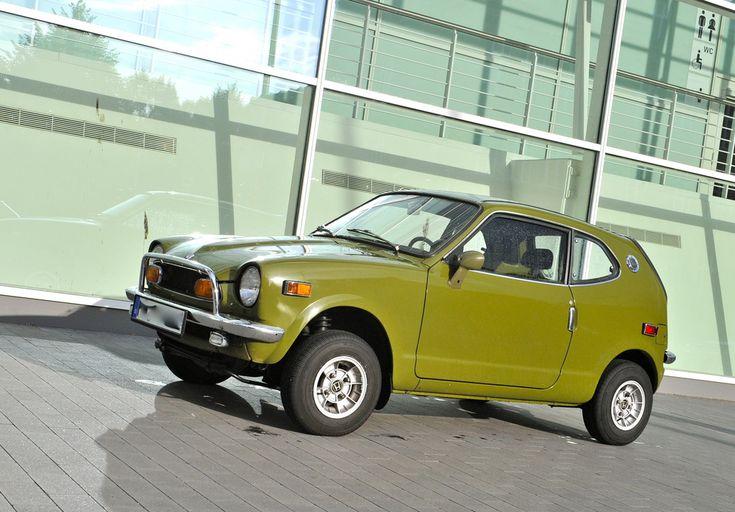 Honda Z Coupé | Honda | classic cars | classic Honda | vintage | Honda USA | Honda NA