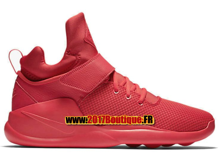 Nike Kwazi Chaussures Nike BasketBall Pas Cher Pour Homme Rouge 844839-660