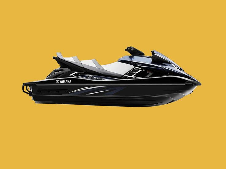 $16K Jet Ski Has the Horsepower of a BMW for Some Reason | Yamaha | From WIRED.com