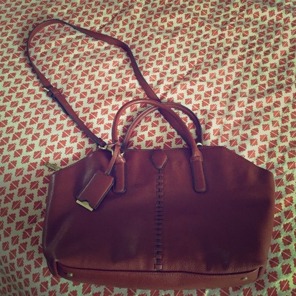 Phillip Lim for Target purse Very stylish Phillip Lim for Target purse. Great to carry on one arm or cross body. The bottom inside has a few pen stains and a small mark on bottom as shown. I love this bag but need some extra 3.1 Phillip Lim Bags Crossbody Bags
