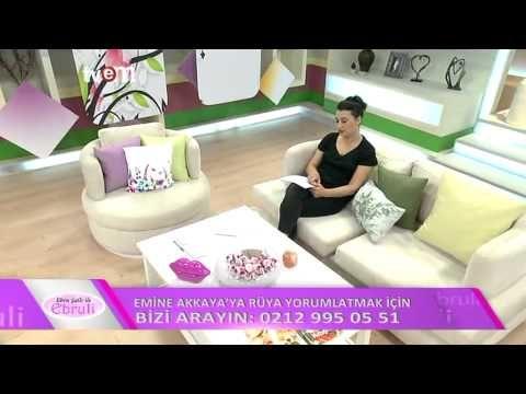Ebru Şallı İle Pilates 20.04.2015 tvem - YouTube