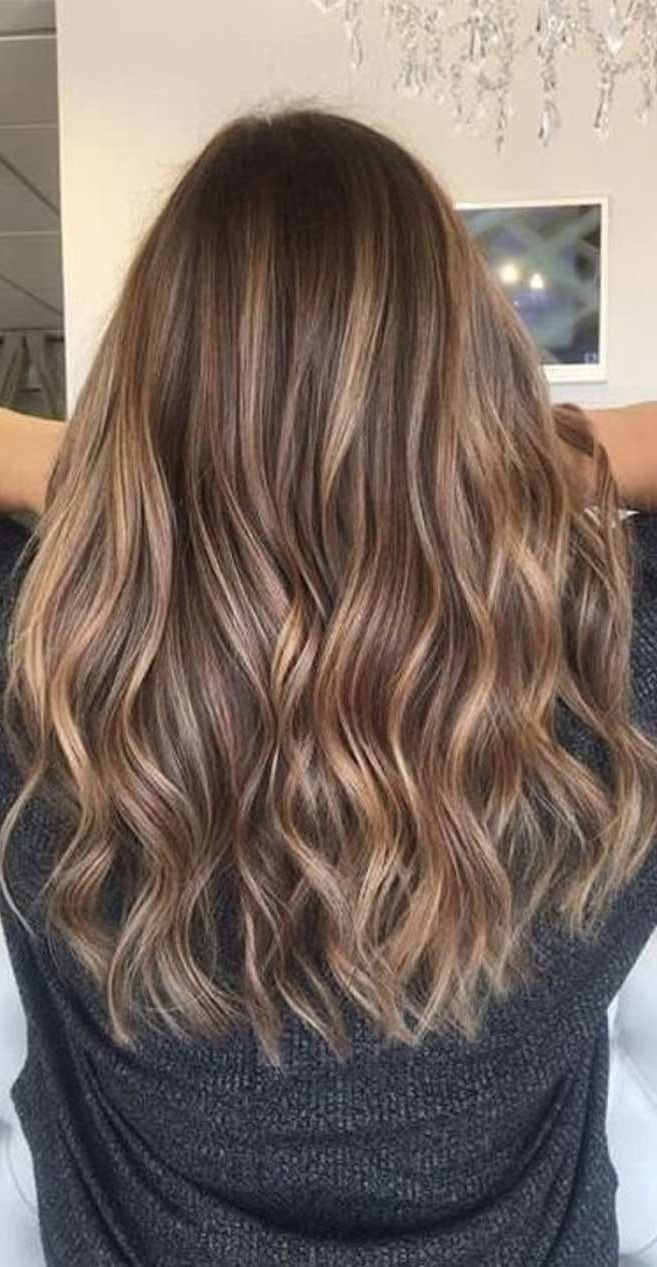 Best Hair Color Trends And Ideas For 2020 Hair Color Light Brown Highlights Brown Hair Balayage Hair Styles