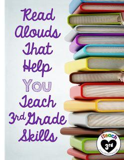 Read Alouds That Help You Teach 3rd Grade Skills