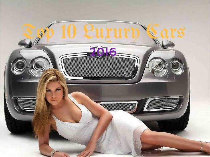 Top 10 Best Luxury Cars In The World 2016  Alright how about we get this managed right off the topbetter believe it Bentley Maybach (OK Mercedes-Maybach) and Maserati convey a portion of the finest extravagance autos the planet has ever seen. This is a given. Further in case you're not kidding about gaining one of them chances are you're not looking to us for guidance. Nonetheless just underneath the upper stratospherecomfortable edge of the environmentthere dwells significantly more…