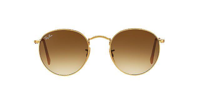 Ray-Ban  RB3447 50 ROUND METAL Sunglasses   Sunglass Hut