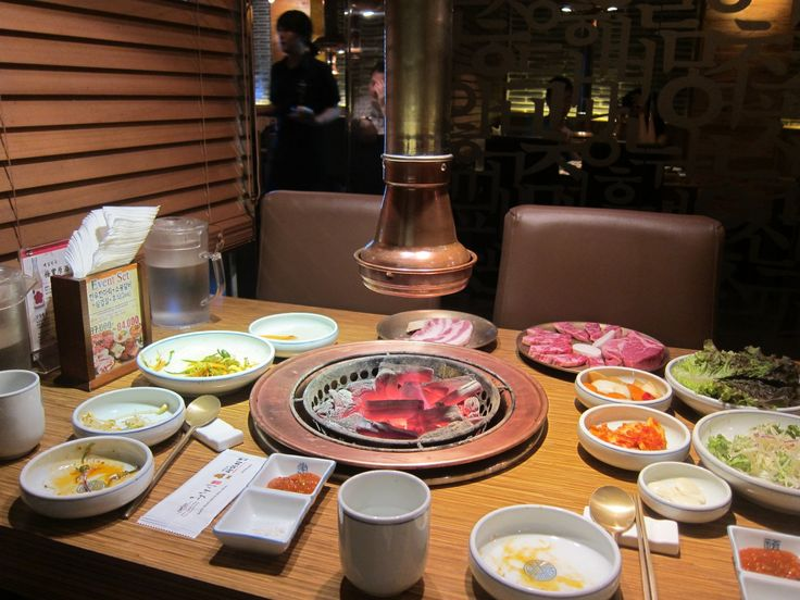 Must-eat in Korea: Korean BBQ at Wangbijib, Seoul.