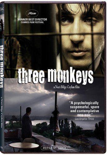 Three Monkeys Not Rated https://www.amazon.com/dp/B002HMUUP4/ref=cm_sw_r_pi_dp_x_AsK2zbFST4PQV