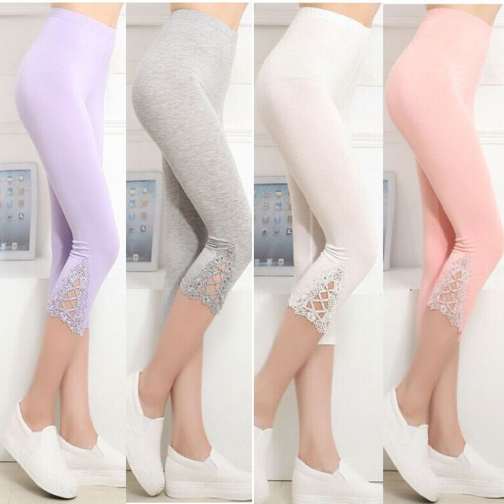 Cheap capri pants, Buy Quality lace pants directly from China summer pants Suppliers: Women Summer Lace Pants Crochet Skinny Stretch Cropped Leggings Trousers Capris Pants 3/4 Length Leggings Summer Pants 6 Colors