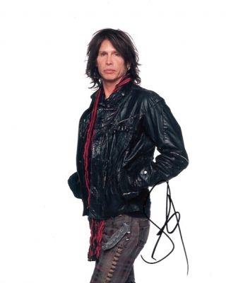 Steven TYLER - AEROSMITH Autograph