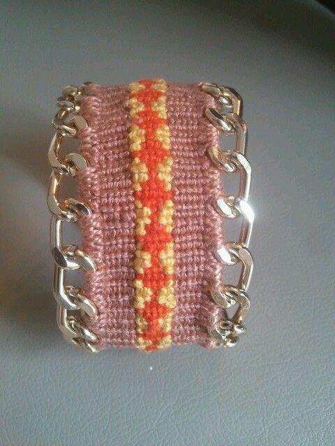 friendship bracelet gold chain
