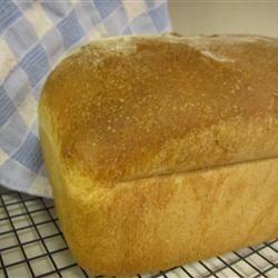 Деревенский хлеб в хлебопечке