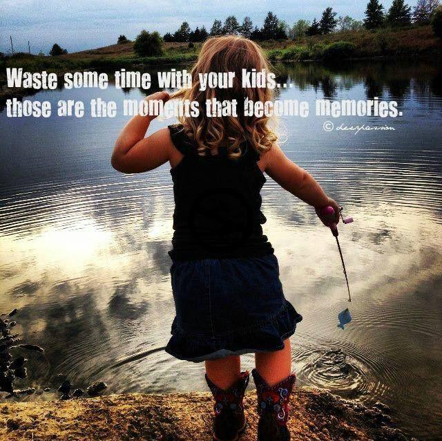 Teach A Kid To Fish For Fun