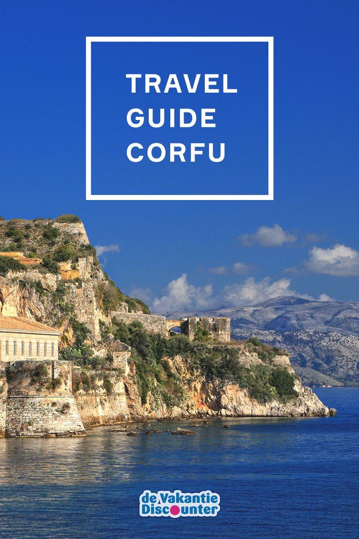 Kennis maken met een van de grotere Griekse eilanden? Lees onze travelguide over Corfu.