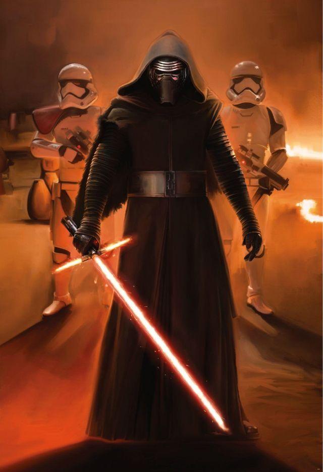 Star Wars The Force Awakens Wallpaper 2560x1440