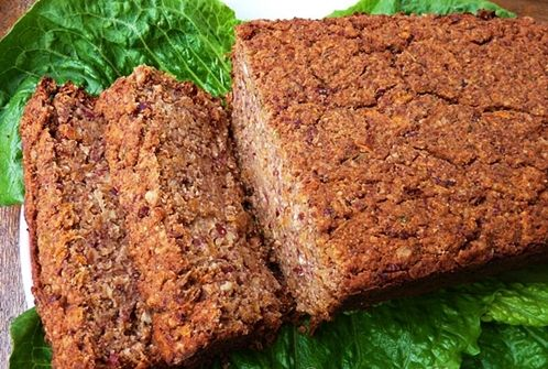 """5 Vegan Meatloaf Recipes For You  -Many of you probably think that vegans can't enjoy tasty meatloaf. But here are just a few recipes on how to make vegan meatloaf that are full of proteins as same as """"regular"""" meatloaf and also tasty as any other meatloaf. Or even tastier because of all interesting ingredients ...- http://www.veganbandit.net/5-vegan-meatloaf-recipes/"""