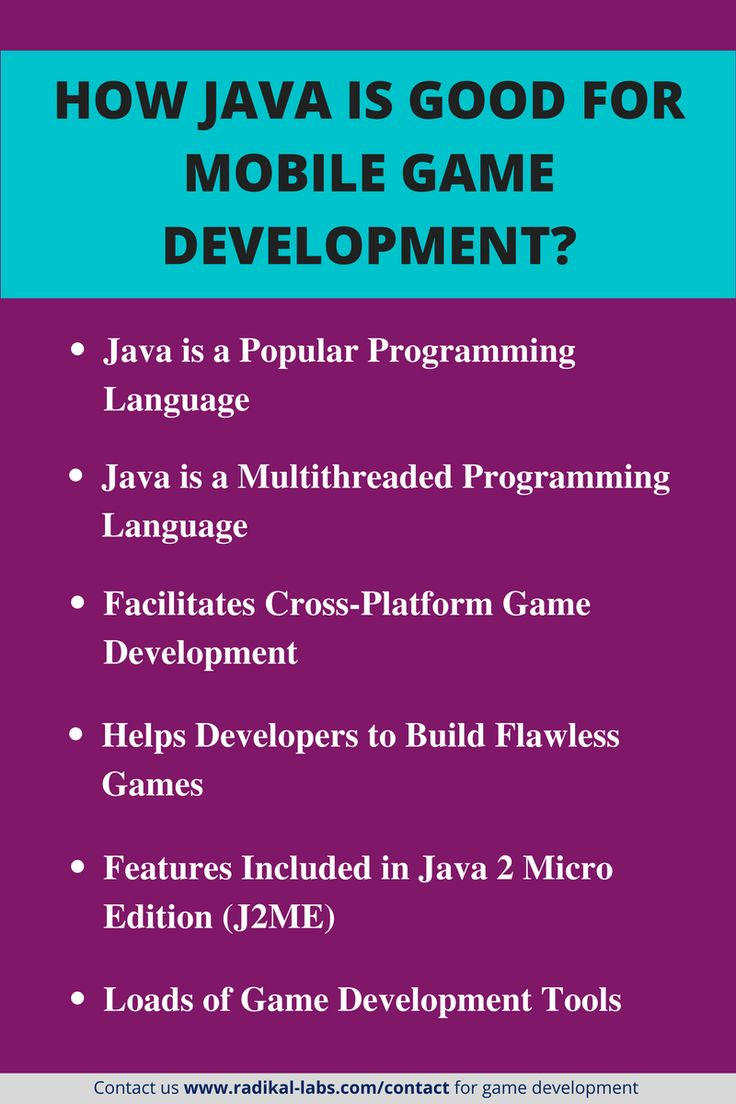 Why Many Developers Prefer Java for Mobile Game Development?