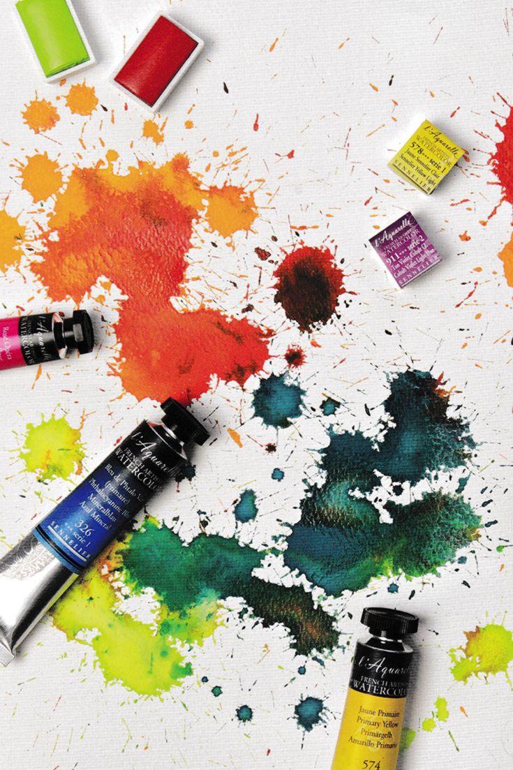 Art Sketches Art Watercolor Art