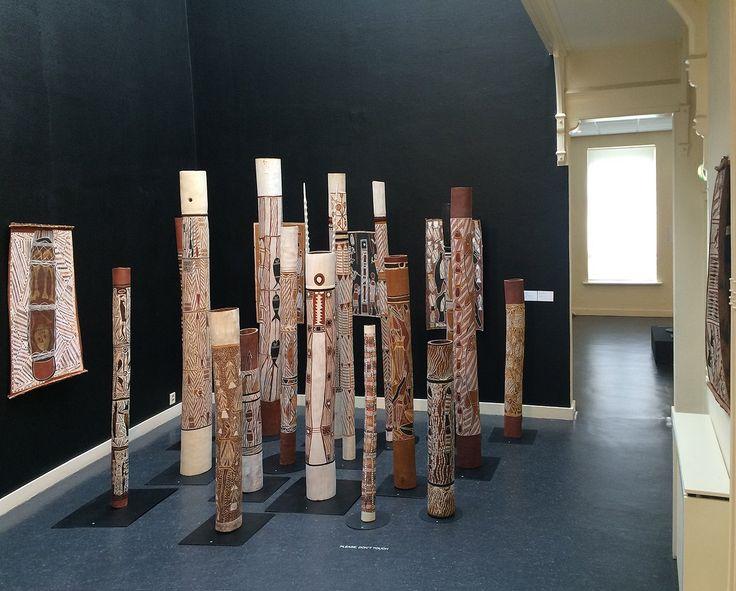 Exposition d'art Aborigène au musée d'Utrecht. #AAMU #Utrecht #artaborigene #australie #Aboriginal