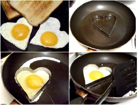 eggs with love