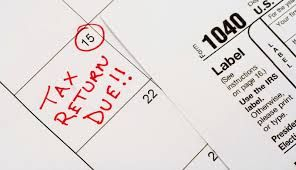 Top 3 IRS Tax Deadlines 2016
