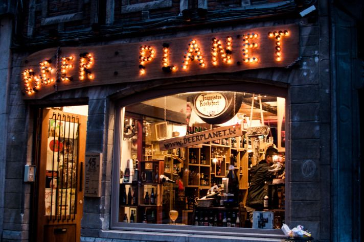 Because beer deserves a whole planet.