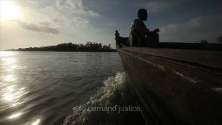 Mamtaz' story: The fight for climate justice in the Bay of Bengal a film by Ami Vitali , via YouTube.