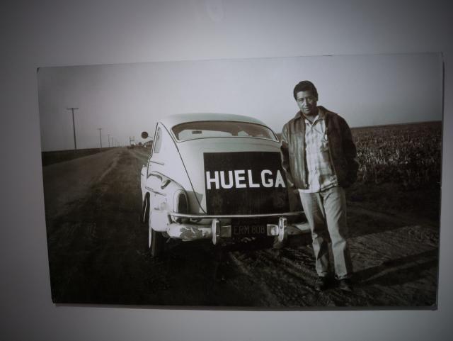 """César Chávez fue el primero en popularizar la frase que luego se convertiría en el grito de campaña del presidente Barack Obama: """"¡Sí se puede!"""" Aquí otras de sus frases más célebres:"""