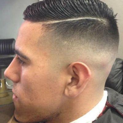 Herren frisuren flacher hinterkopf – Beliebte Haarschnitte 23