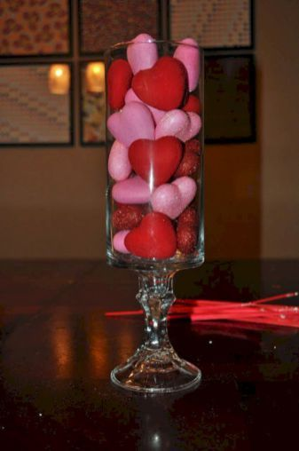 Cute DIY Valentine's Day Decoration Ideas (25)